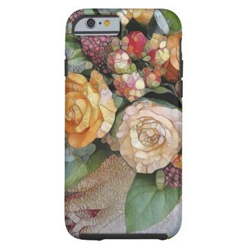 Flower Mosaic iPhone 6 case