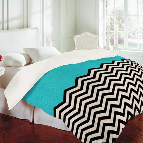 DENY Designs Home Accessories | Bianca Green Follow The Sky Duvet Cover
