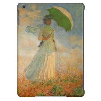 Lady with Parasol iPad Air Case