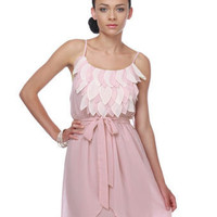 Gardenia of Eden Dusty Pink Dress