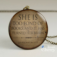 quote photo pendant,quote resin pendants,quote pendant charms- Q0154CP