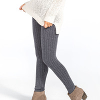 Moonstruck Womens Leggings Grey  In Sizes