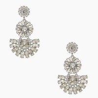 Kate Spade Estate Garden Statement Earrings