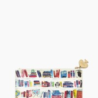 Kate Spade Like A Book Pencil Pouch Set