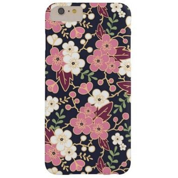 Cute Modern Spring Flower Pattern Girly Floral iPhone 6 Plus Case