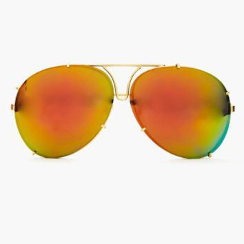 Laser Aviator Shades
