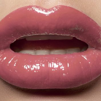 *SP Lip Bomb Glossy Lacquer Stain Crystal Shine Naughty Nude Lip - Mirenesse