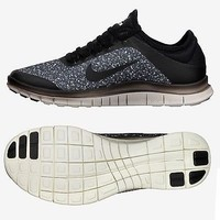 Nike Free 3.0 V5 EXT 579828 001 Black/Sail/White Running WMNS Women's Shoes