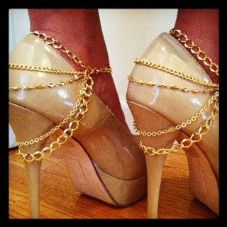 Shoe Chains - reversible