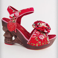 Lovely Lana Luau Sandals | PLASTICLAND