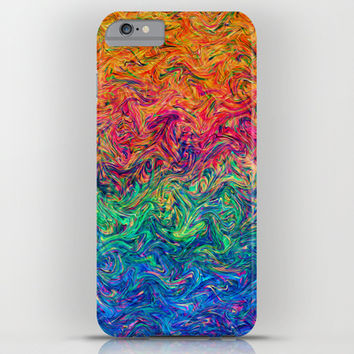 Fluid Colors G249 iPhone & iPod Case by MedusArt | Society6