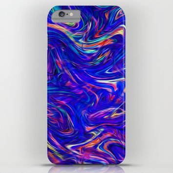 Fluid Colors G255 iPhone & iPod Case by MedusArt | Society6