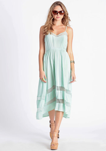 Shy Gal High-Low Dress - $54.00 : ThreadSence.com, Free-spirited fashion for the indie-inspired lifestyle