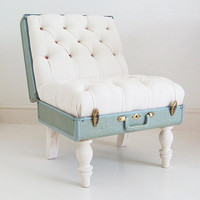 The Suitcase Chair featured on the 3rings Product Blog ? January 2010 ? Press ? Recreate