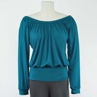 Jasmine Pleat Top