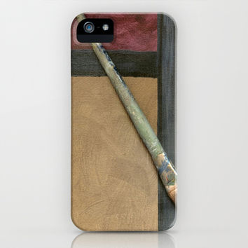 Artist Brush iPhone & iPod Case by Corbin Henry