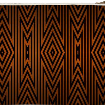 Tiger Tribal Clutch created by Lyle58 | Print All Over Me