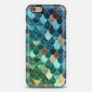 REALLY MERMAID TIFFANY by Monika Strigel iPhone 6 case by Monika Strigel | Casetify