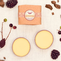 Lotion Bars, Black Chocolate Berry - Sweet Cocoa and Blackberry - All Natural