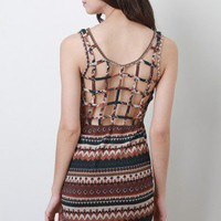 Tribal Tribute Dress