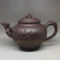 spring purple clay teapot : Ufingo!, Chinese Gifts&Crafts Shopping!