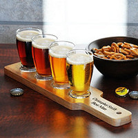 Craft Beer Sampler Set at The Knot Wedding Shop