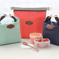 Dream of One Day Picnic Pouch