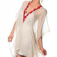 Chiffon Cover Up - Naven