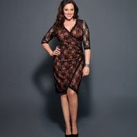 Gigi Lace Cinch Dress