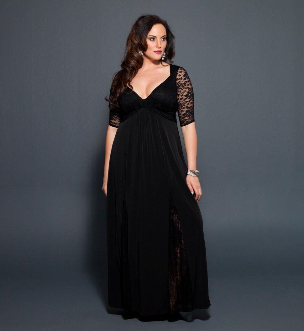 Lenore Lace Gown - SALE