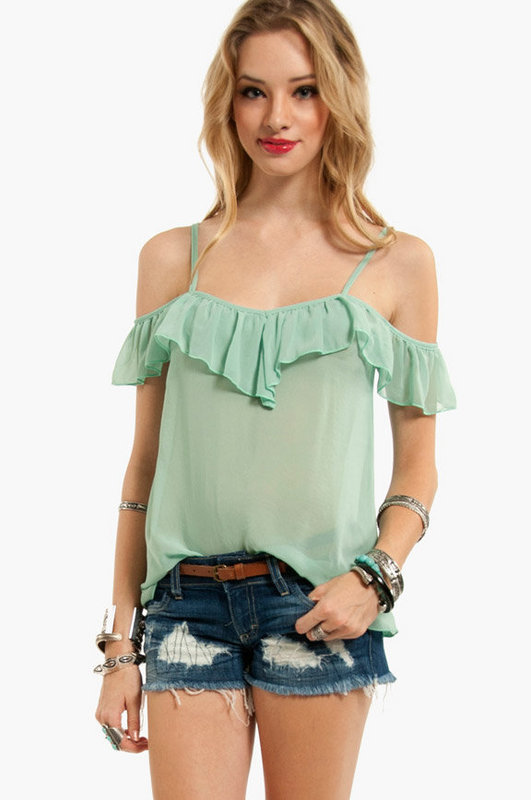 Summer Nights Top
