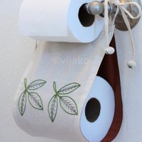 Diy Backup Toilet Roll Storage | Shelterness