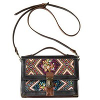 Mossimo Supply Co. Bianca Floral Print Crossbody