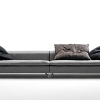 Fiction - Fiction - call for price - SABA - Italy - Leather sectional / Sofa sets - Sectional / Sofa sets - Sofa - NY Living room - Furniture by Duval Group