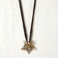 Free People Star Pendant