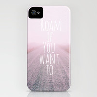 Roam iPhone Case by Beth Thompson | Society6