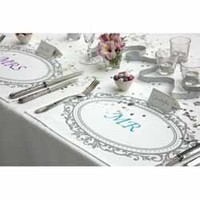 DOODLE PLACEMATS - DRAW ON IT, WASH IT, DO IT AGAIN