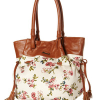 ELEMENT FROND CARRY BAG - FLORAL