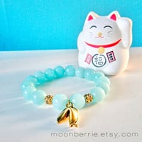 Lucky Fortune Cookie Bracelet