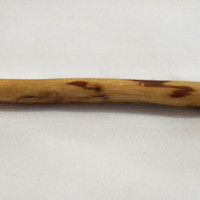 Magic Wand  Rustic Natural Cherry  Wood