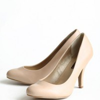 wedding bells pumps at ShopRuche.com