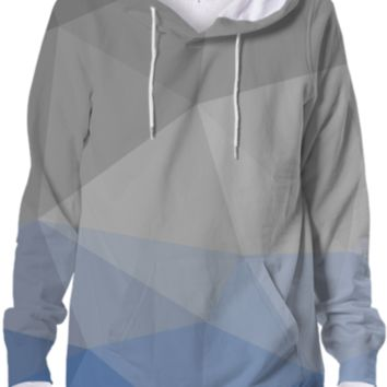 Beautiful Geometry Hoodie Abstract Geometric Design created by all-over-print-t-shirts | Print All Over Me