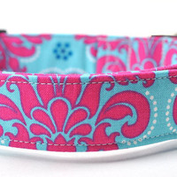 Gracie - Floral Dog Collar