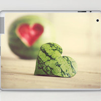 Eat Your Heart Out Laptop &amp; iPad Skin by Beth - Paper Angels Photography | Society6