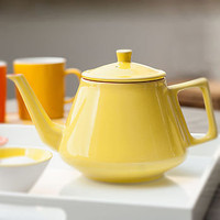 Ceramic Union Yellow Teapot