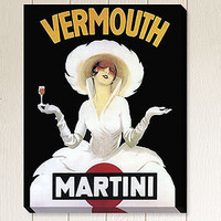 """Vermouth Martini"""