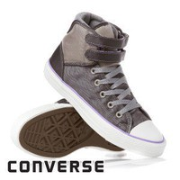 Converse All Star 2 Strap Shoes - Phaeton Grey