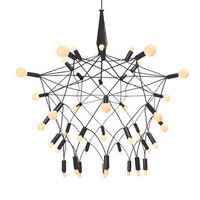 orbit chandelier The Future Perfect