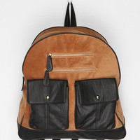 Deux Lux Herringbone Backpack