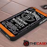iPhone case Jack Daniels iPhone 4s and iPhone 4 cover